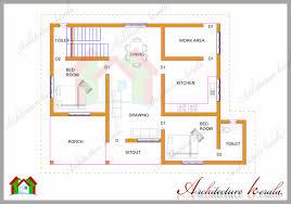 Modern Four Bedroom House Plans Four Bedroom House Plan Kerala Style House Plan