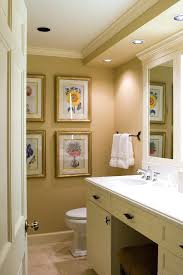 can lights in bathroom what is the size of the recessed lights above the sink and can lights in bathroom vanity hutch with recessed