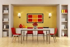 red dining room colors. What Color Would Go With Red In The Dining Room? Spicy, Warm Tones Stimulate Appetite. Room Colors