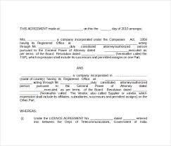Simple Vendor Agreement Under Fontanacountryinn Com