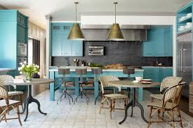 Kitchen Deco 20 Designer Blue Kitchens Blue Walls Decor Ideas For Kitchens