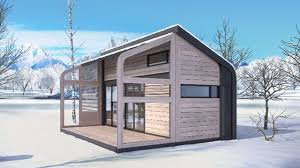 Foldable Houses Foldable Tiny House Concept By Salt And Water Beautiful Tiny House