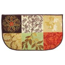 tuscany multi color 18 in x 30 in indoor mat