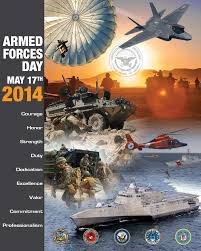 Armed Forces Day 2014 May 17 2014 Cvs Flags