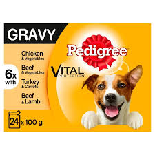 Pedigree Mixed Selection In Gravy Wet Adult Dog Food