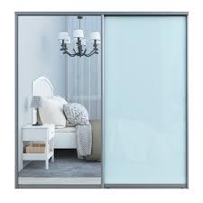 mirror sliding closet door 96 x 96 tap to expand
