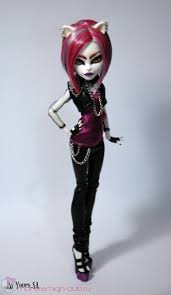 pin by sam refice on monster high repainted monster high dolls and doll repaint