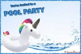 Free Pool Party Invitations Printable Free Pool Party Invitation Templates Invitation World