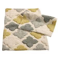 chesapeake merchandising alloy moroccan tiles willow 21 in x 34 in 2 piece