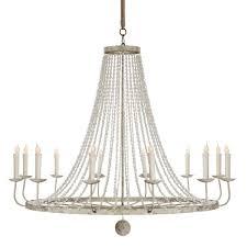 ceiling aidan gray chandelier
