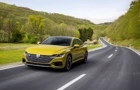 VW Arteon <b>R</b>-<b>Line</b> ждёт скорого дебюта в Нью-Йорке — Рамблер ...