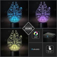 Millennium Falcon Star Wars Lighting Gadget Lamp Decor Awesome Gift Details About Millennium Falcon Star Wars Lighting Gadget Lamp Decor Awesome Gift
