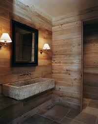 country rustic bathroom ideas. Country Rustic Tin Bathroom Walls Wall Ideas O