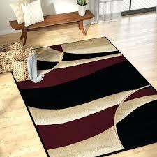 rug modern fl circles design area rug scandinavian rugs geometric burdy furniture appealing