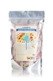 XyloBurst <b>Lollipop Sugar Free</b> with <b>Xylitol</b>, 50 count Bag, Mixed ...