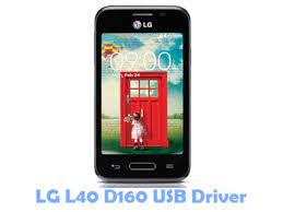 Download LG L40 D160 USB Driver
