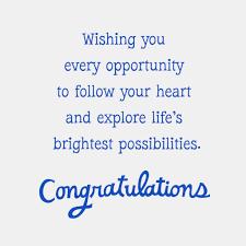 Walt Disney Quote Graduation Card