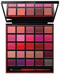 smashbox be legendary matte lip palette 75