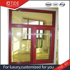 Solid Wood Window,Aluminum And Wood Window Frame For Sale For ...
