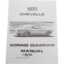 1970 chevelle wiring diagram books 1970 diy wiring diagrams