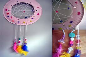 Ideas For Making Dream Catchers Simple Dream Catchers Crafts For Kids PBS Parents