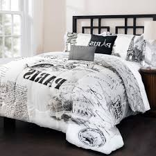 contemporary comforter sets king black and white comforter sets king bed set chess board motive bedcover