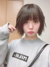 Ichikawa Miori February 02 2017 Woman Reference 市川美織ヘア