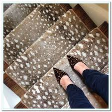 stark antelope carpet print acai sofa