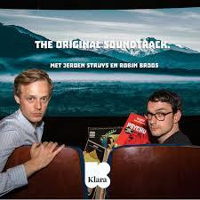The Original Soundtrack met Jeroen Struys en Robin Broos