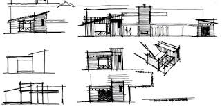 Interesting Architecture Design Sketches Process Sketching And Decor