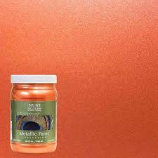 orange wall paintBurnt Orange  Faux Finish Wall Paint  Interior Paint  The Home