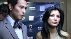 "SDAFF 2011 Red Carpet: ""Almost Perfect"" with Kelly Hu & Ivan Shaw - YouTube"