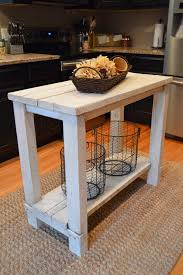 Rustic Kitchen Island Cart Rustic Pallet Kitchen Cart Cliff Kitchen