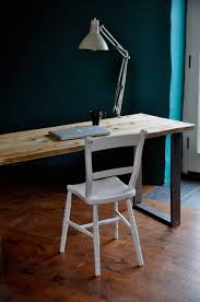 Image Classic Image Etsy Reclaimed Office Desk Industrial Rustic Table Vintage Scaffold Etsy