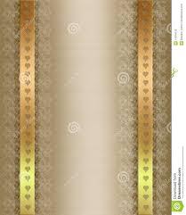Formal Invitation Template Gold Stock Illustration - Illustration of ...