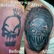Cover Up Tattoo Stitch From Blood Money Tattoo فيسبوك