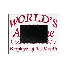 Employee Of The Month Photo Frame Employee Of The Month Picture Frame By Admin_cp13428990