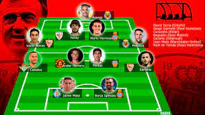 Update 6 november 2020 at 14:08. Spain The Players Competing For A Place In Luis Enrique S Spain Squad Marca In English