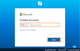 Create Skype Account How To Create A Skype Account On A Personal Computer Or