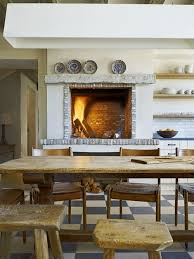 Houzz Fireplace Mantels Kitchen Traditional With None  Norma BuddenHouzz Fireplace