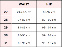 Size Guide Cottonink