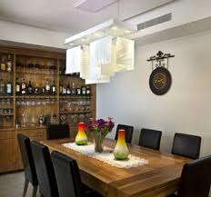 Dinning Lights Image Of Modern Dining Room Pendant Lighting - Kitchen and dining room lighting ideas
