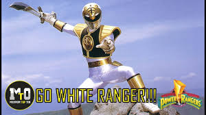 Mighty Morphin Power Rangers White Light Part 1 Mmpr Tommy Oliver White Ranger Tribute Pt 3 White Light