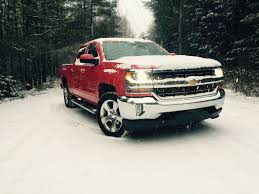 On the Road Review: Chevrolet Silverado LT Crew Cab - The ...