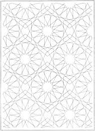 Geometric Color Sheets Free Geometric Coloring Pages Geometric