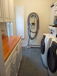 while this looks like an efficient laundry room it s not it s cramped and bersome to work in tim carter