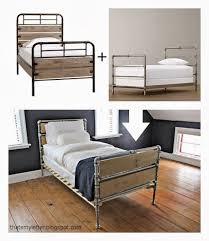 Best 25 Industrial bed ideas on Pinterest