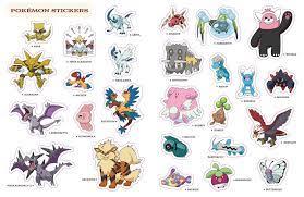 Pokémon Alola Region Sticker Book | Book by The Pokemon Company  International | Official Publisher Page