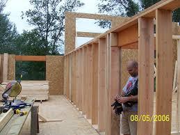 2 x 8 framing Fine Homebuilding Breaktime