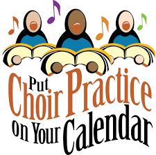 Choir Practice Beings — Kenton Church